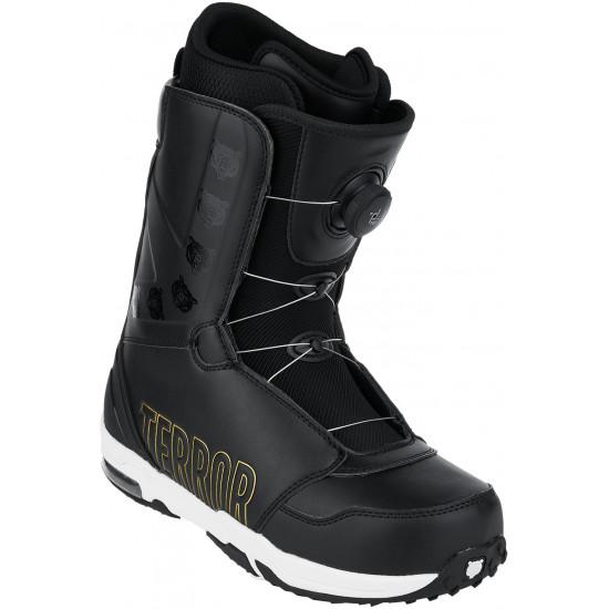 Ботинки сноубордические TERROR BLOCK TGF Black