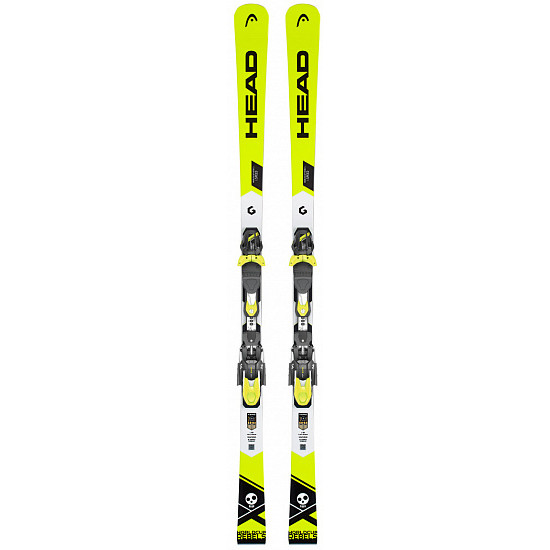 Горные лыжи WC Rebels e-Speed EVO 14 white/black