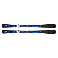 Комплект V-Shape V4 LYT-PR + PR 11 GW Brake 78 [G] (315269+100786) (горные лыжи+крепления гл) Black/Blue