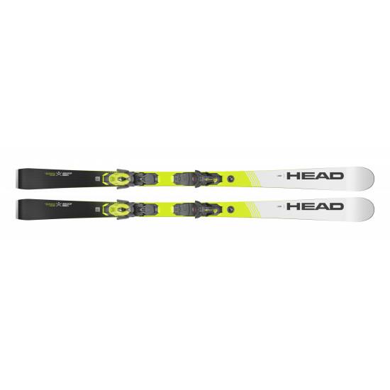 Комплект WC Rebels iGSR SW LYT-PR + PR 11 GW BRAKE 78 [G] (313380+100789) (горные лыжи+крепления гл) black/neon yellow