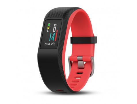 Спортивные часы Garmin vivosport GPS E EU Fuchsia Focus S/M (010-01789-21)