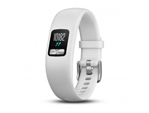 Спортивные часы Garmin vivofit 4,WW, White, S/M   (010-01847-11)